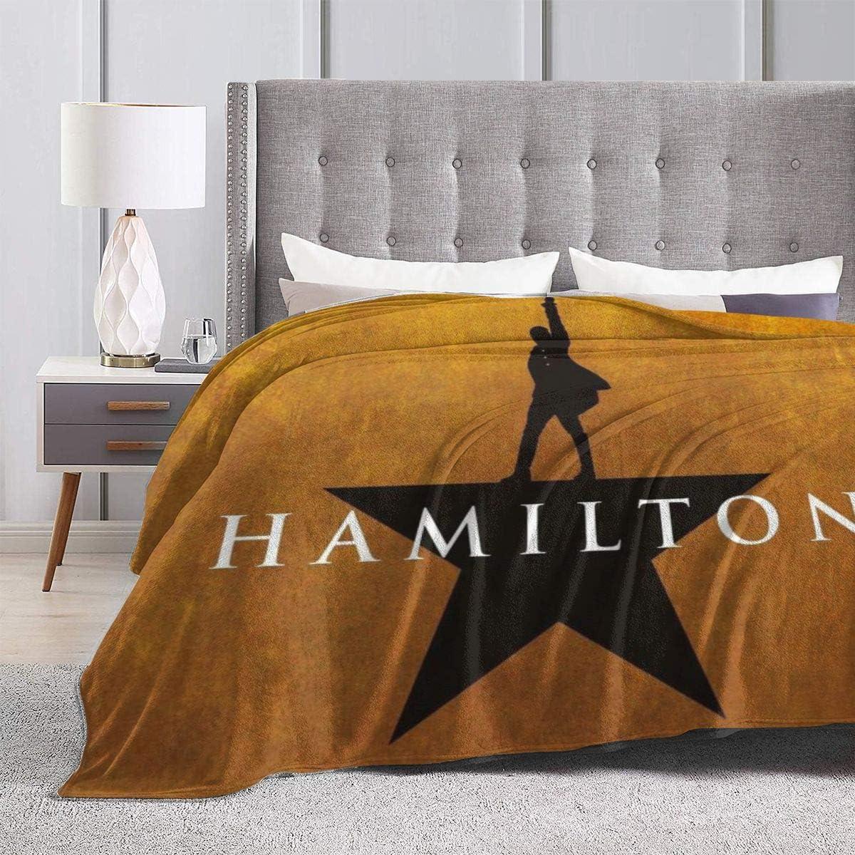 Hamilton Ultra-Soft Micro Fleece Blanket