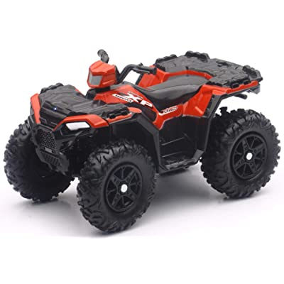 NEW RAY TOYS Polaris Scale Model: Automotive