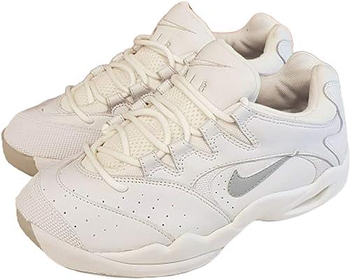 Simplificar Sophie jugar  Nike Vintage Air Open Court Grass Men's Tennis Trainers 'Jim Courier' White  Original 1997 Classic UK 10: Amazon.co.uk: Shoes & Bags