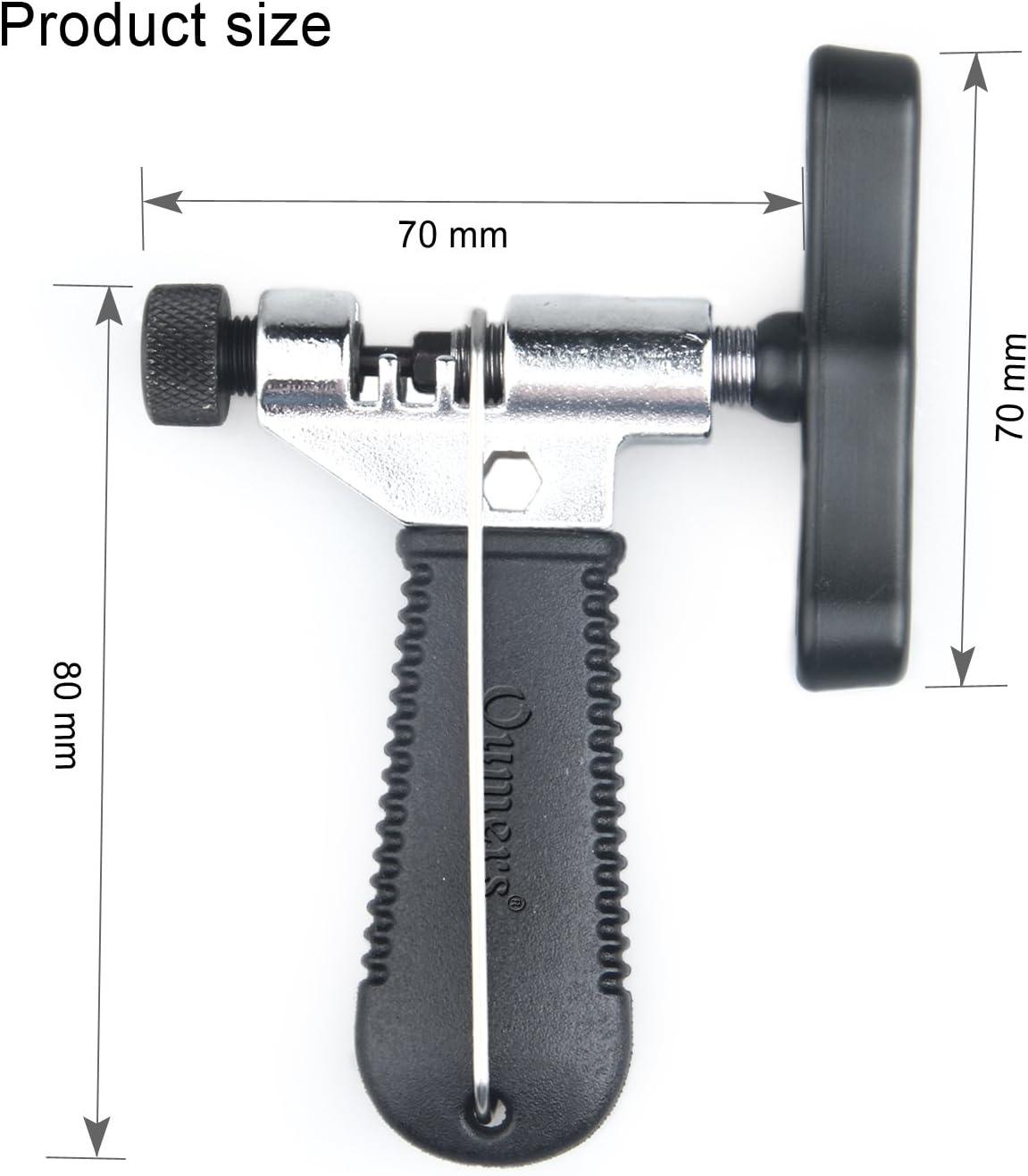 Mountain Bike Bicycle Chain Splitter Breaker Repair Rivet Link Pin Remover Tool