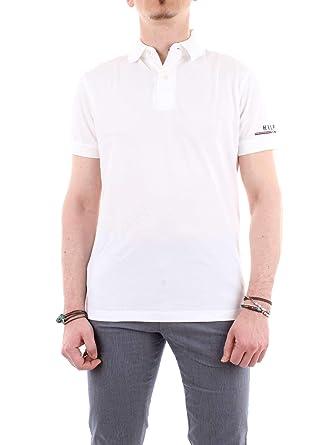 Tommy Hilfiger Polo Logo Regular Blanco Hombre: Amazon.es: Ropa y ...