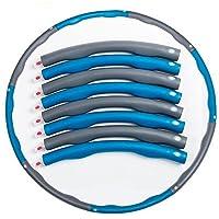 thematys Hula Hoop banden fitnessbanden voor volwassenen en kinderen - individueel instelbaar - perfect voor…