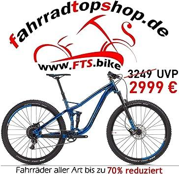NS Bikes SNABB 130 Plus 2 - Bicicleta de montaña (29 Pulgadas, 11 ...