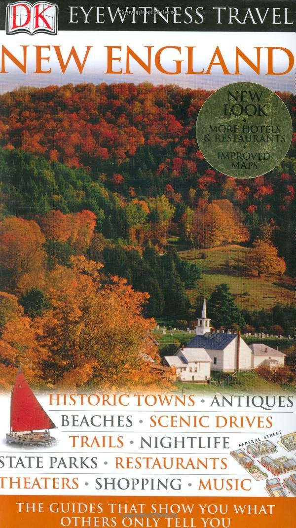 Read Online New England (Eyewitness Travel Guides) ebook