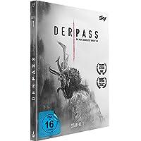 Der Pass - 1. Staffel - Ungekürzte Originalfassung - (Episode 1-8)