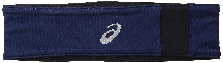 Asics Thermal 2-n-1 Head Warmer B00U3L4ETE Indigo Blue/Black One Size