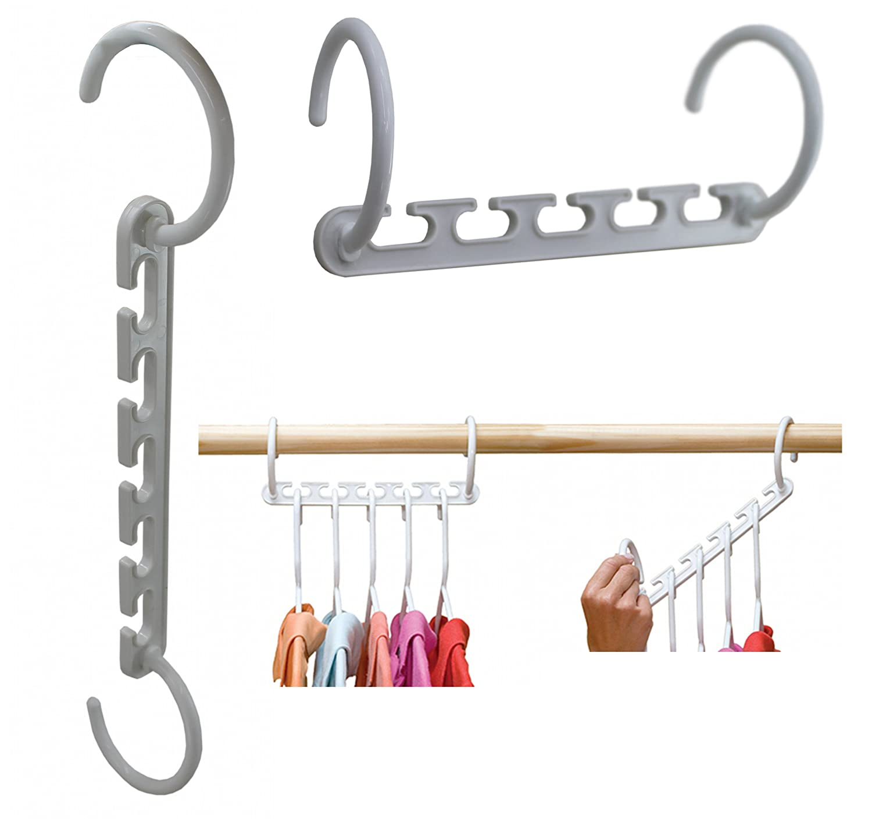 Amazon.com: WONDER HANGER Closet Organization System   20set: Home U0026 Kitchen