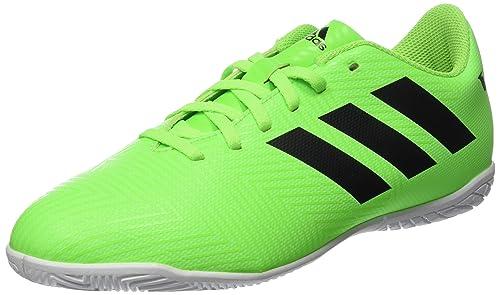 771ea1785 adidas Unisex Adults  Nemeziz Messi Tango 18.4 in J Futsal Shoes ...