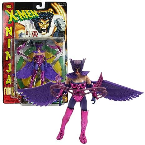 Amazon.com: Marvel Comics Year 1996 X-Men Ninja Force Series ...