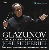 Glasunov: Complete Symphonies & Concertos