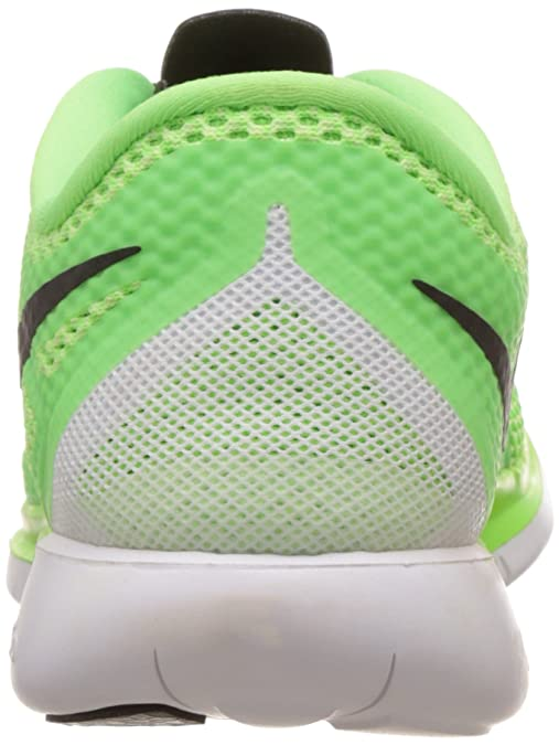 online store 59a88 39e93 Nike Women s Free 5.0 Flash Lime,Black,Liquid Lime Running Shoes - 5  UK India (38 EU)(5.5 US)  Amazon.in  Shoes   Handbags