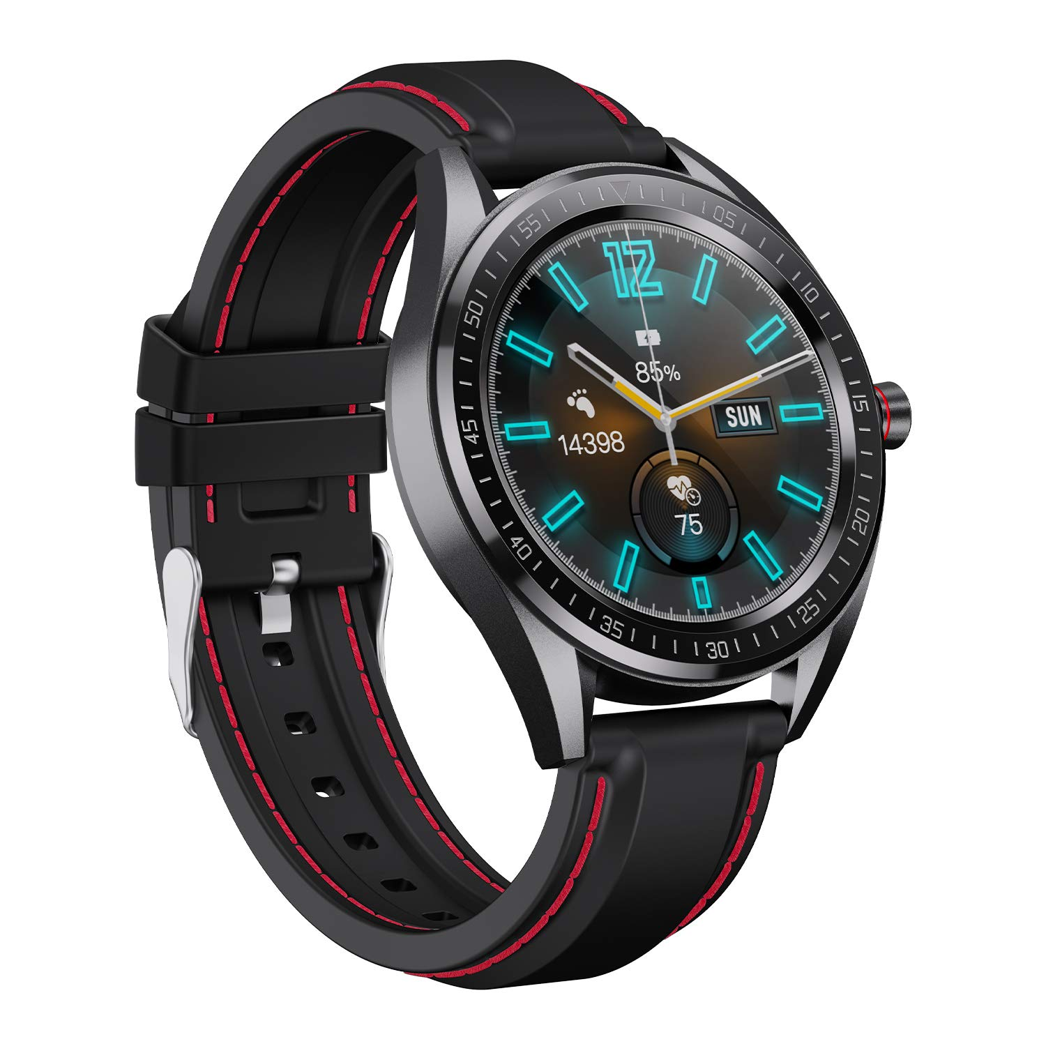 CrossBeats Trak Smart Watch 2020 Price, Features Launched in India