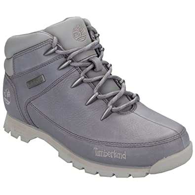 Timberland Mens Mens Euro Sprint Hiker Boot in Grey - UK 10  Amazon ... e47f94cf74d4