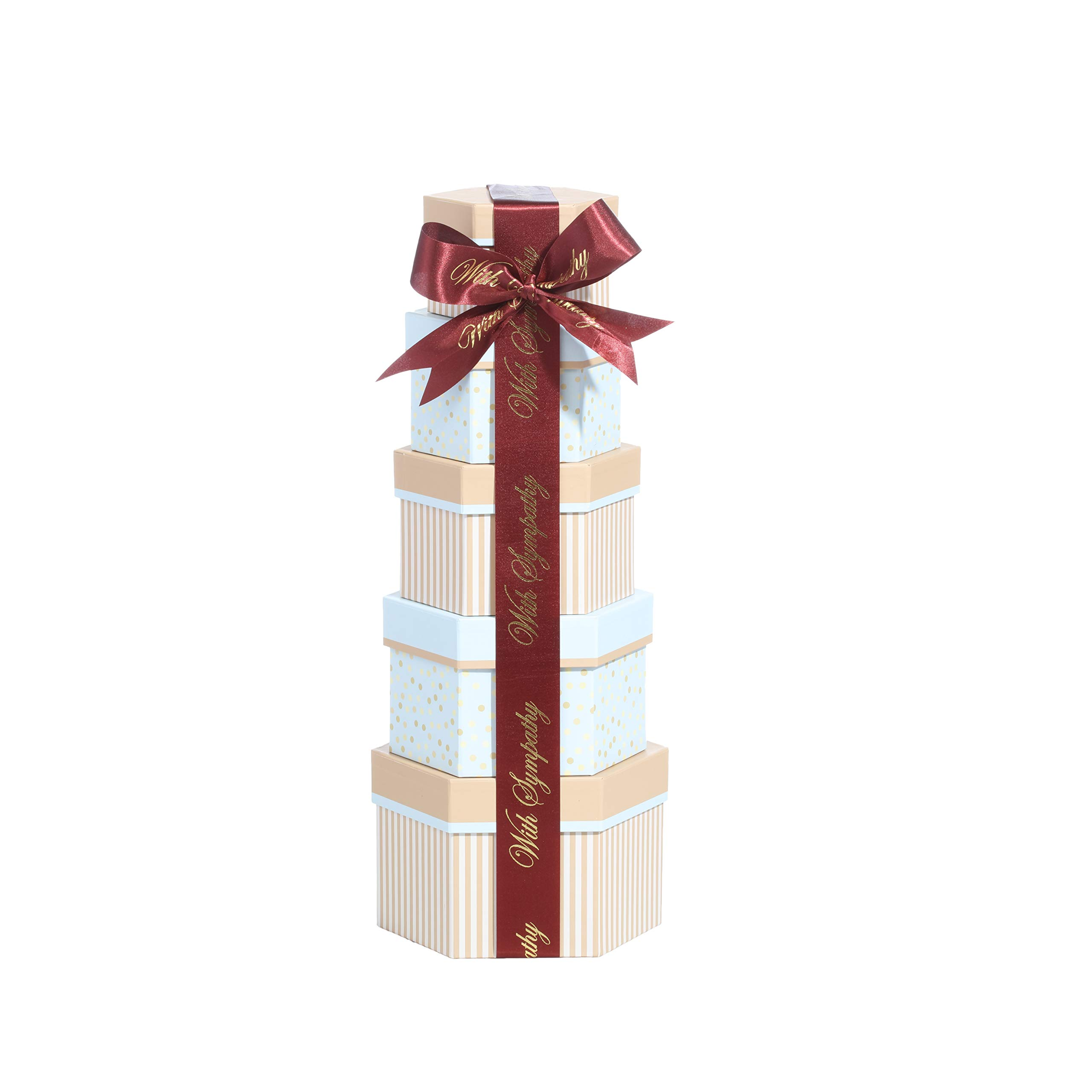 Broadway Basketeers With Sympathy Gift Basket by Broadway Basketeers (Image #2)