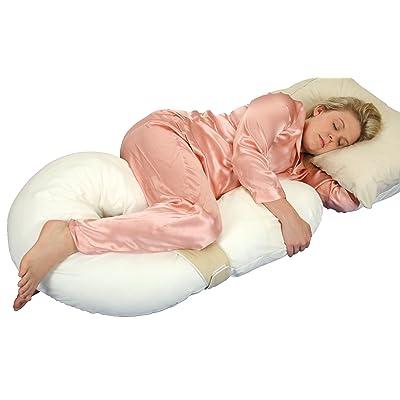 Leachco Preggle Comfort Air-Flow Body Pillow