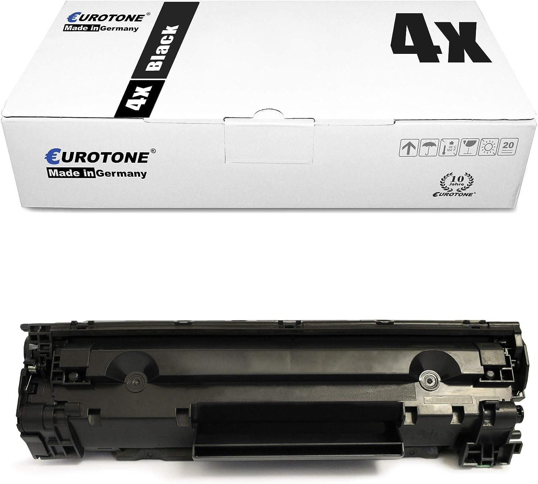 4x Toner für Canon I-Sensys Fax L-150 L-170 L-410 MF-4570-dw MF-4780-w