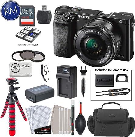 K&M ILCE6000LB product image 10