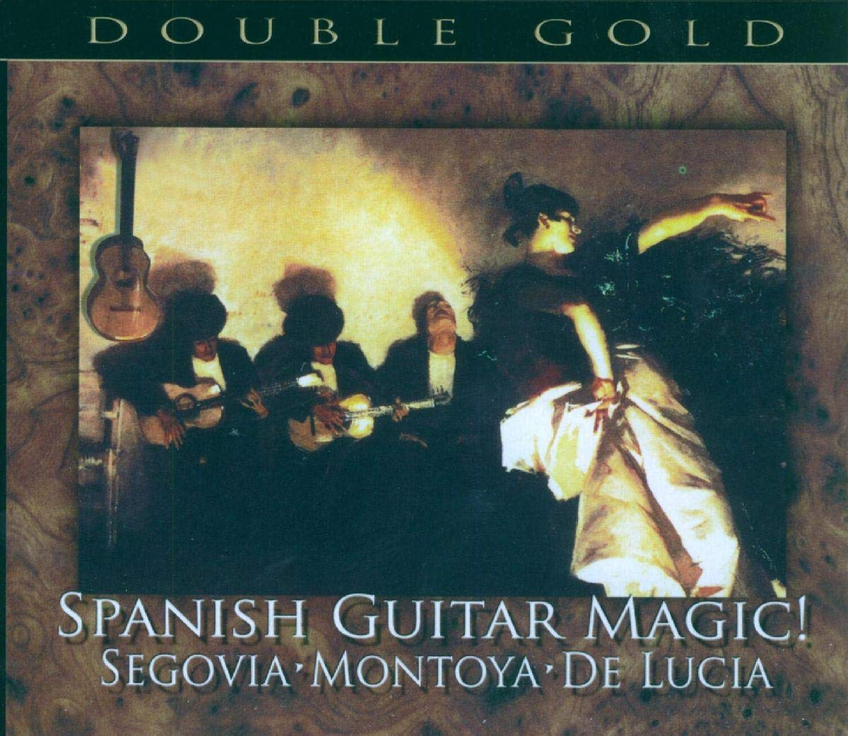 Retro Double - Spanish Guitar Magic: 40 Brani Interpretati Dai Più ...