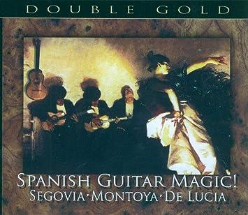 Retro Double - Spanish Guitar Magic: 40 Brani Interpretati Dai Più ...
