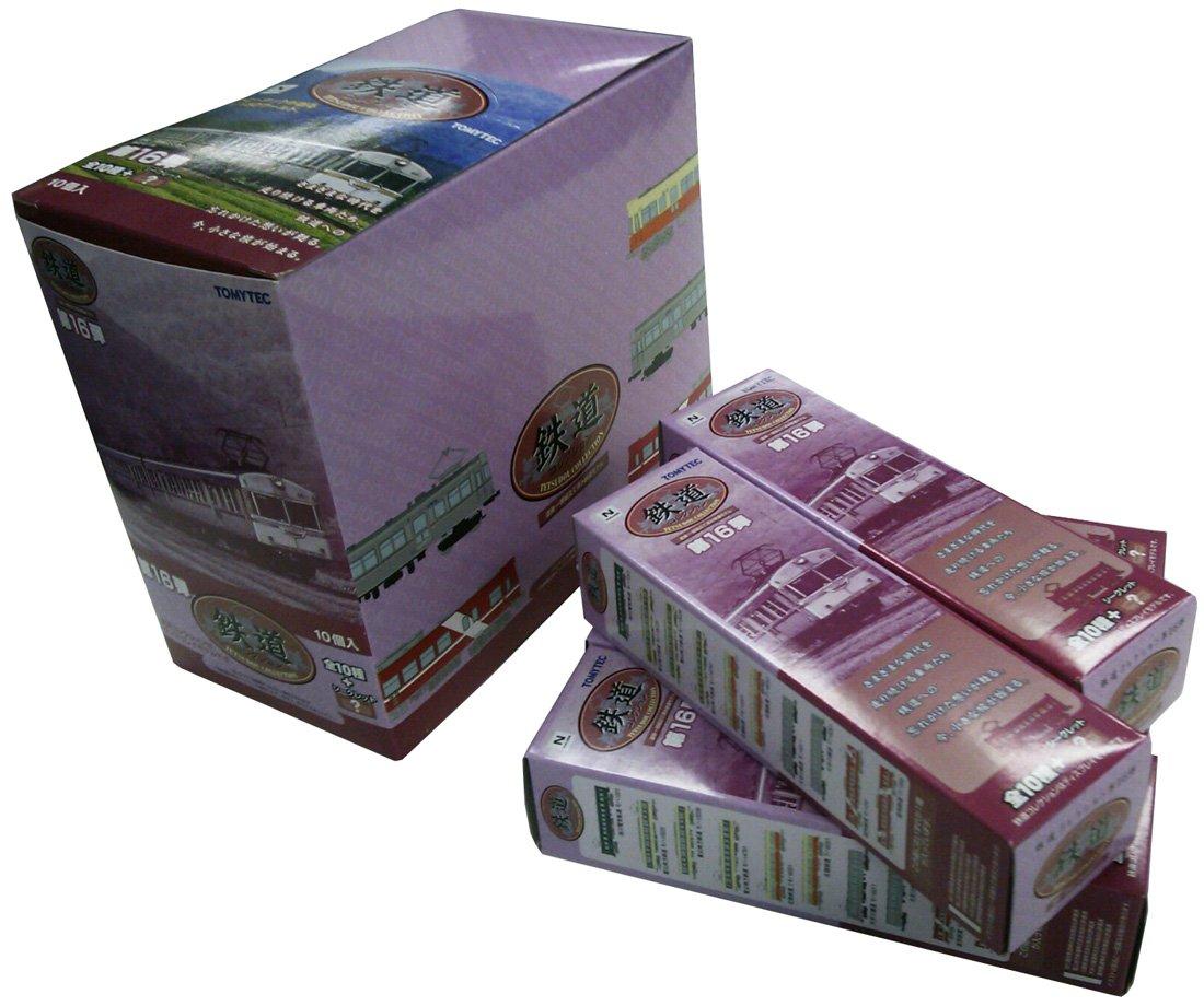 【T-ポイント5倍】 鉄道コレクション 第16弾 B008V4GS8A BOX BOX B008V4GS8A, オフィスエクスプレス:fbfcf24d --- a0267596.xsph.ru