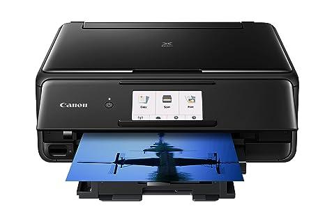 Amazon.com: Canon TS8120 impresora inalámbrica todo ...