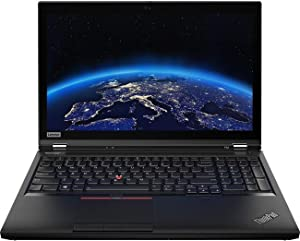 "Lenovo ThinkPad P53 Workstation Laptop (Intel i7-9750H 6-Core, 32GB RAM, 1TB SATA SSD, Quadro T1000, 15.6"" Full HD (1920x1080), Fingerprint, Bluetooth, Webcam, 2xUSB 3.1, 1xHDMI, SD Card, Win 10 Pro)"