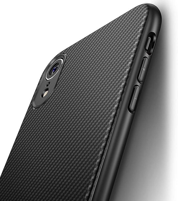 12 opinioni per J Jecent Cover iPhone XR [Look in Fibra