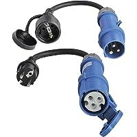 ViD® 2X, cable adaptador CEE 0.3 m, 230