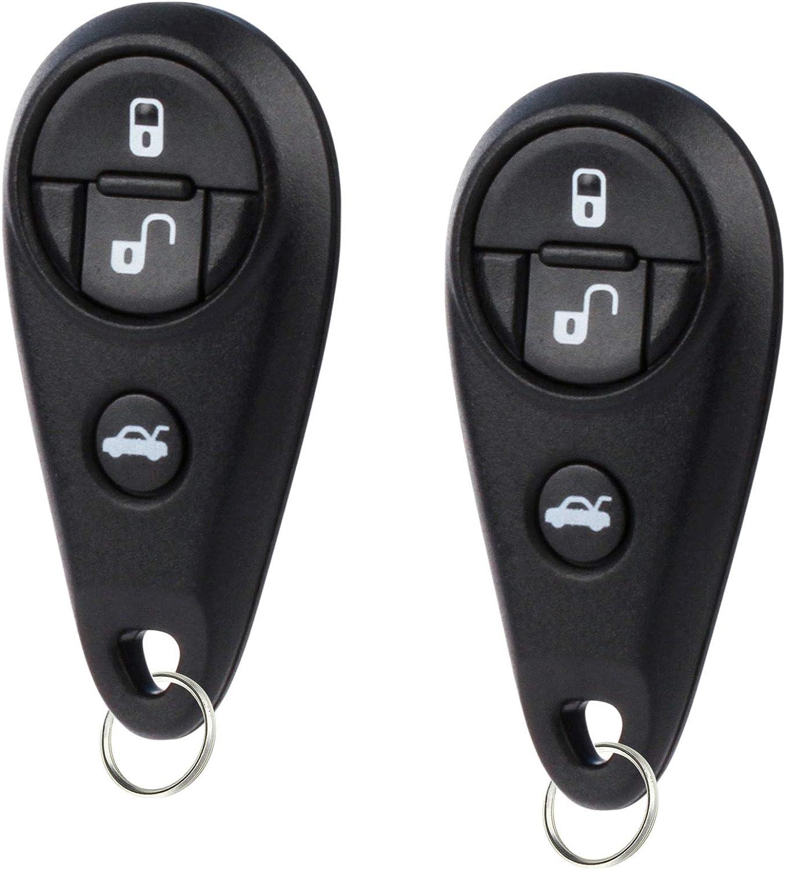 Key Fob fits 2006-2010 Subaru Keyless Entry Remote Set of 2 NHVWB1U711