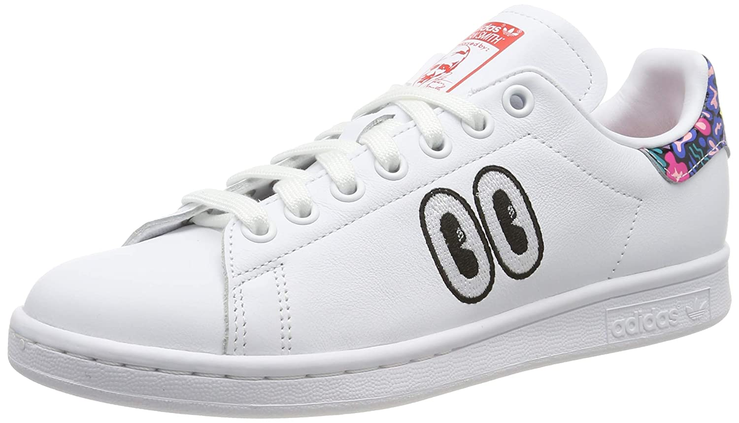 huge selection of 3d4f0 9d3f2 adidas Women's Stan Smith Trainers: Amazon.co.uk: Shoes & Bags