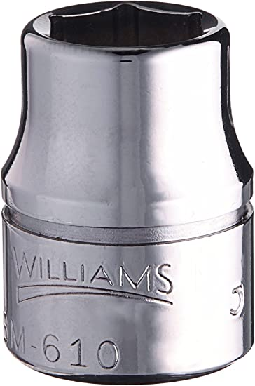 23mm JH Williams Tool Group 6 Point Williams BM-623  3//8 Drive Shallow Socket