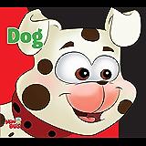 Dog : Cutout Board Book