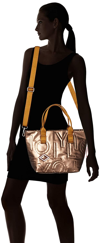 14x25x39 cm Oilily Damen Gladdy Handbag MHz Henkeltasche