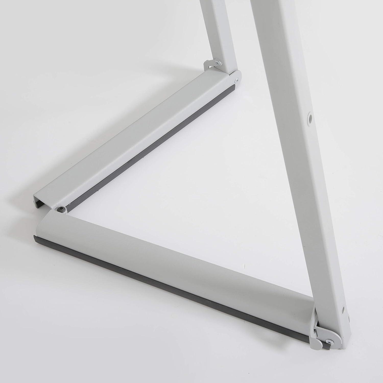 Artistas de aluminio caballete para marco de hasta 120/cm Pantalla Sales mobile caballete de aluminio plata