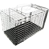 Tomahawk Live Trap Feral Cat Squeeze Cage