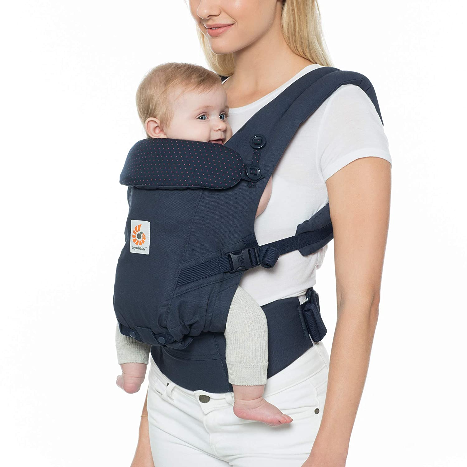 Amazon.com   Ergobaby Ergobaby Adapt Award Winning Ergonomic Multi-Position  Baby Carrier
