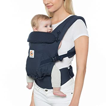 f724d68000e Amazon.com   Ergobaby Ergobaby Adapt Award Winning Ergonomic Multi-Position Baby  Carrier