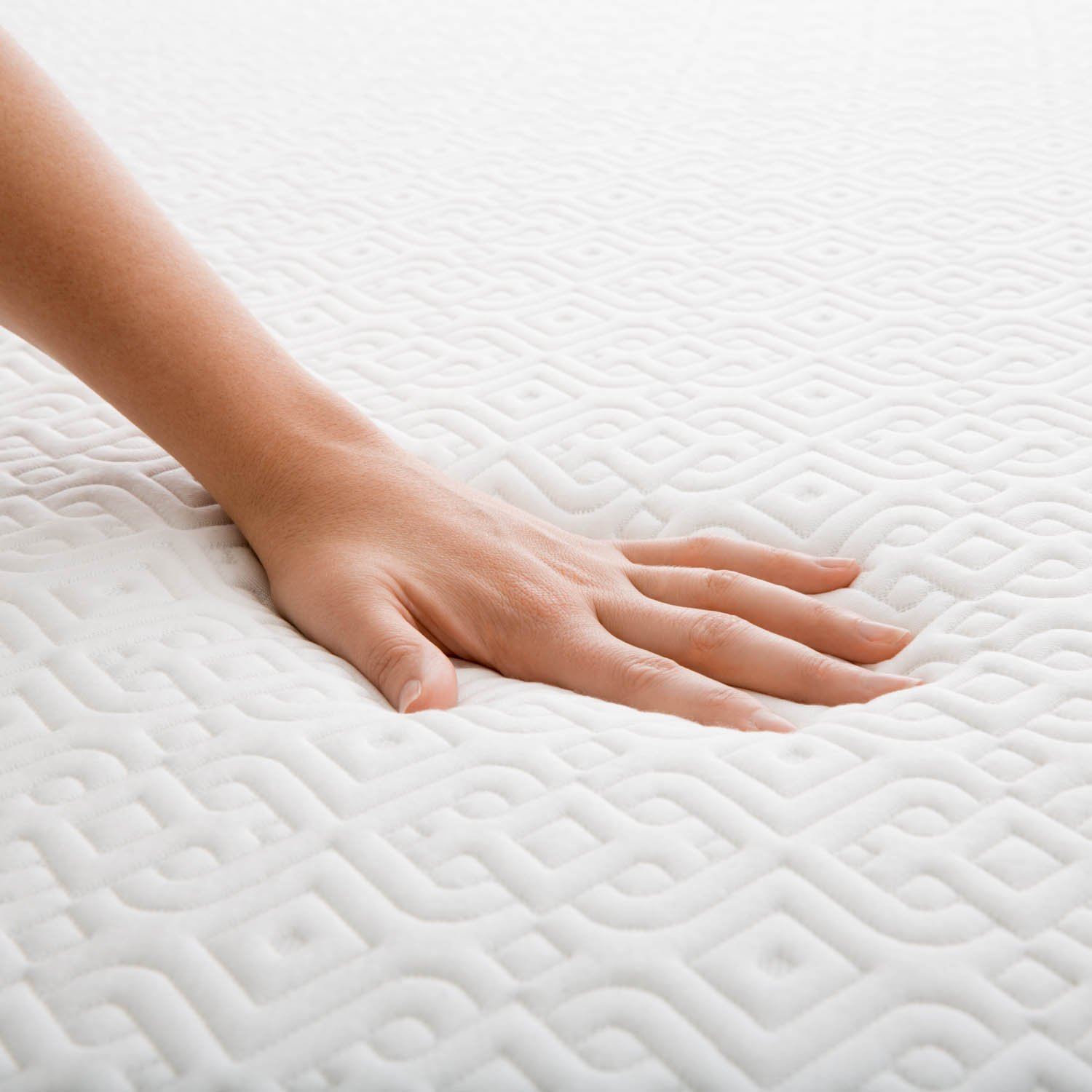 LUCID 5 Inch Gel Memory Foam Mattress - Dual-Layered - CertiPUR-US Certified - Firm Feel - Twin Size by LUCID