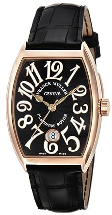 buy online 623e8 3e583 Amazon | [フランク ミュラー] 腕時計 7851SCDT BLK GDH メンズ ...