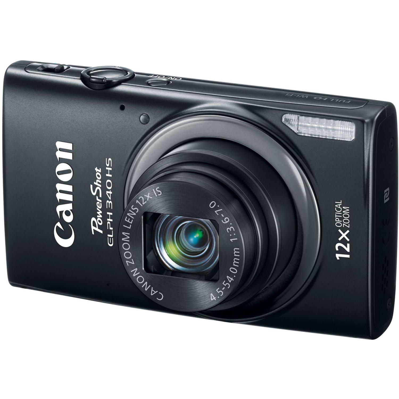 Canon PowerShot ELPH 340 HS - Best Digital Cameras under $200