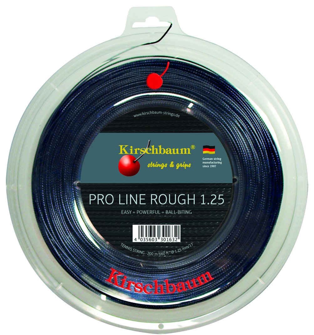 PRO LINE ROUGH schwarz 200m 1,25mm