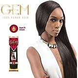 "Outre Human Hair Weave Gem Yaki 14"" (C4/27)"