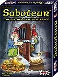 Saboteur Mother Lode Bonus Pack Card Game with Saboteur, Saboteur 2 & Secret Collectors' Card—Amazon Exclusive