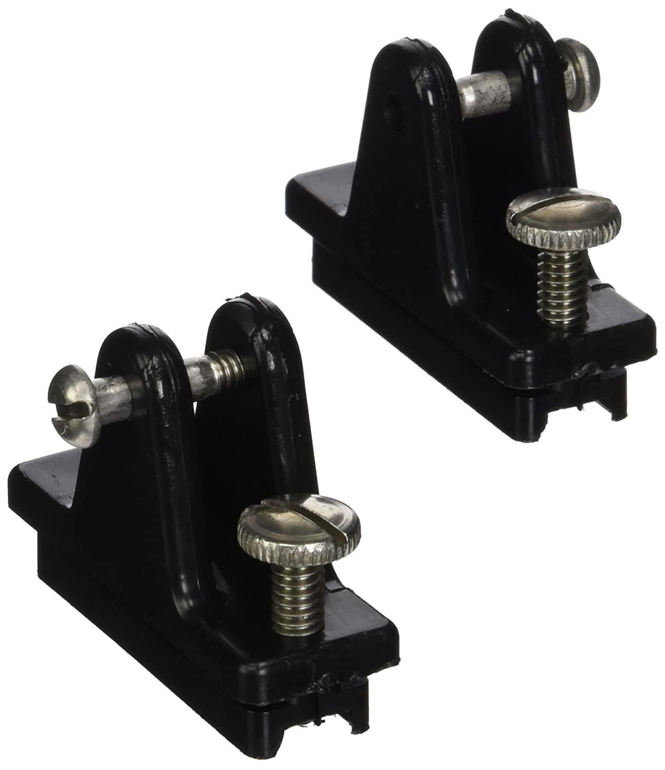 Deck Slide-Black Sea-Dog 273285-1 Track Mount Hinge Fitting