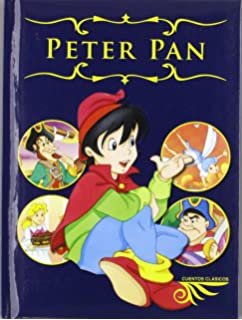 PETER PAN -CUENTOS CLASICOS