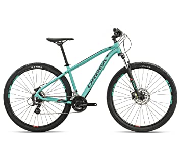 ORBEA MX 40 27,5er - Bicicleta, green-red: Amazon.es: Deportes y aire libre