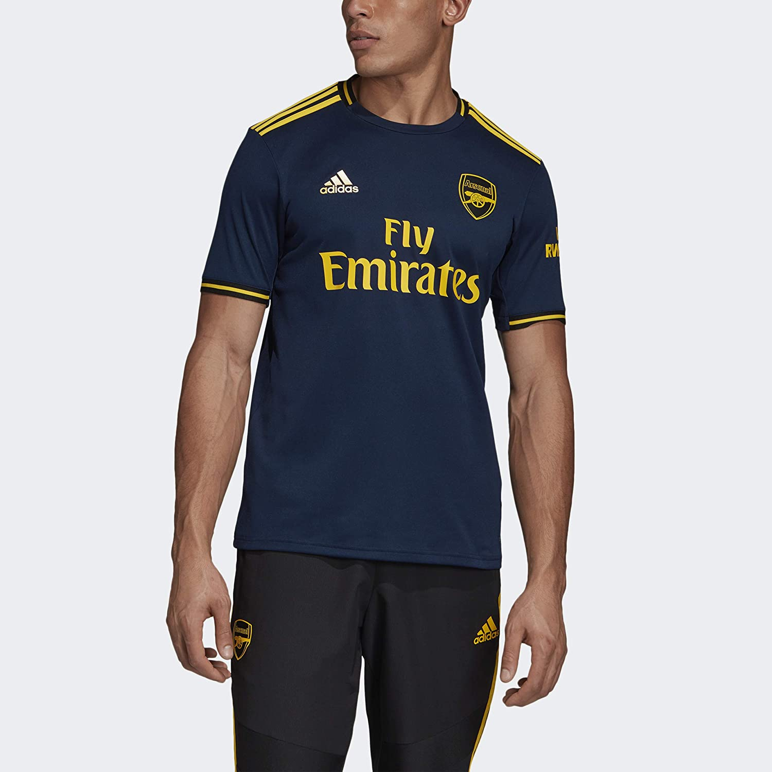 Amazon Com Adidas Arsenal Third Jersey Men S Clothing
