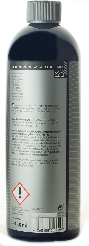 Koch Chemie Nano Magic Shampoo 750ml It Mc Mikrofaser Autowaschhandschuhe Auto