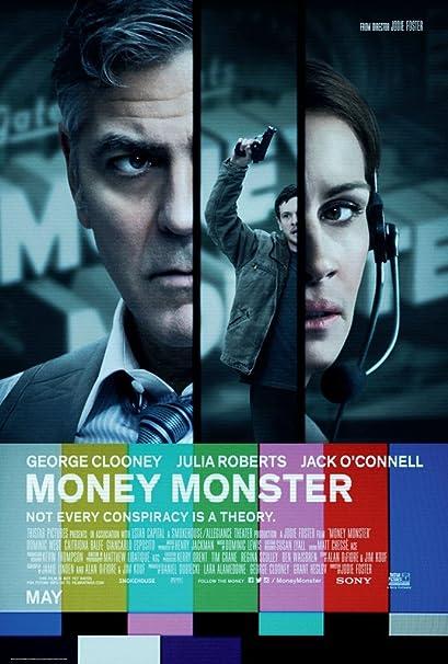 Poster film Money Monster.