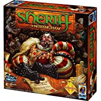Sheriff of Nottingham Card Game